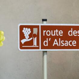 Alsace vin